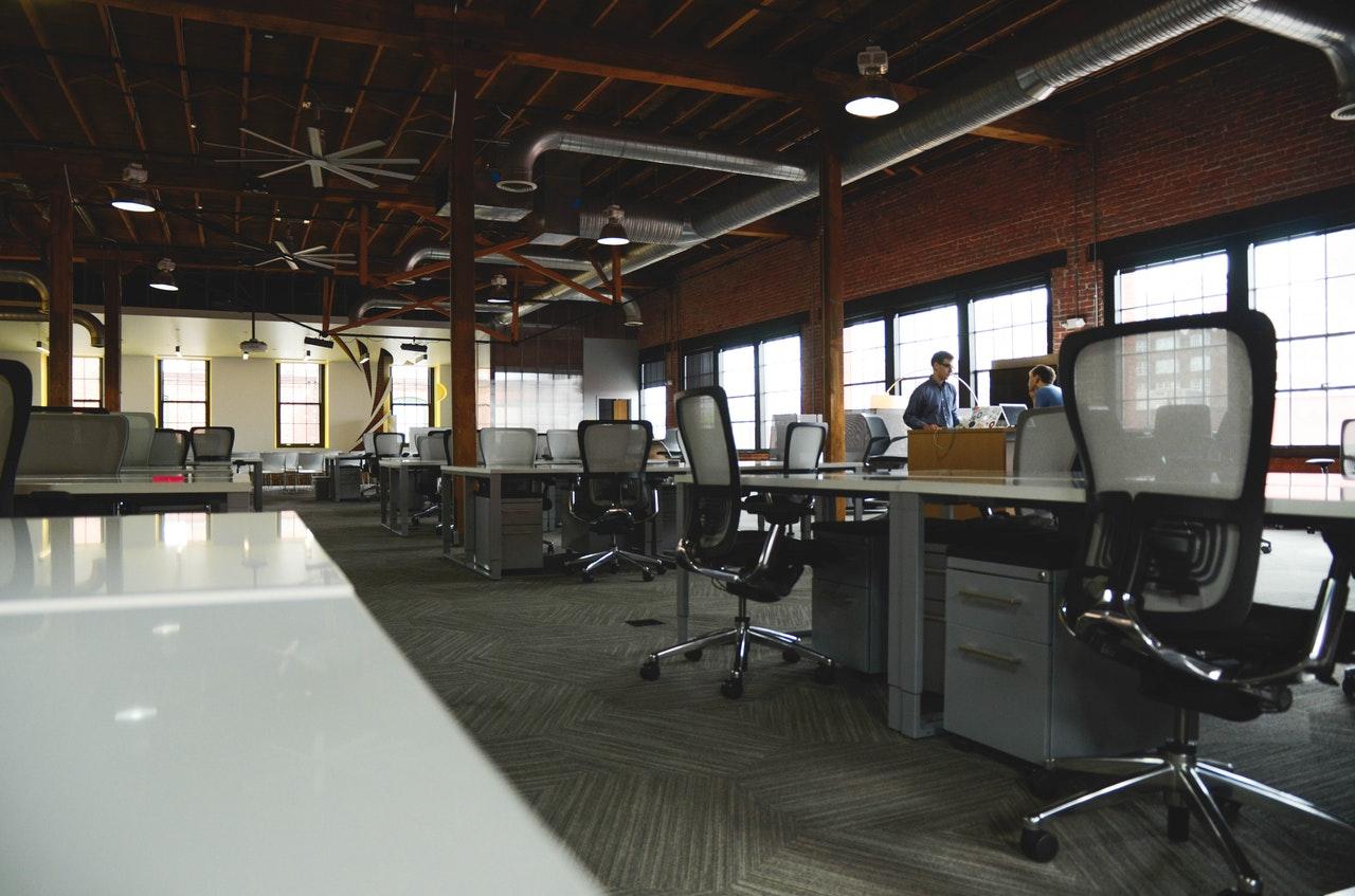 kantoorruimte in Gent